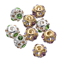 Ball Rhinestone Spacer
