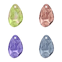 CRYSTALLIZED™ Elements #6730 Crystal Radiolarian Pendants