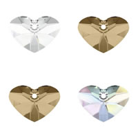 CRYSTALLIZED™ Elements #6260 Crystal Crazy 4 U Heart Pendants