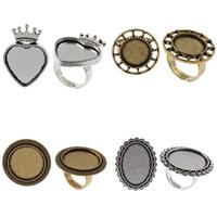 Zinc Alloy Finger Ring Setting
