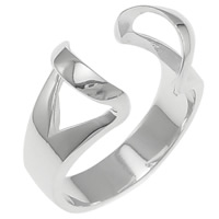 Sterling Silver Interchangeable Ring Base