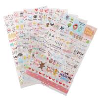 Fashion Sticker Paper