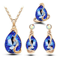 Crystal Jewelry Sets