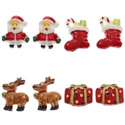 Christmas Resin Cabochon