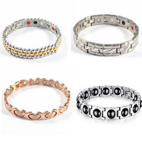 Stainless Steel Health Bracelets
