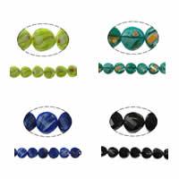 Millefiori Crystal Beads