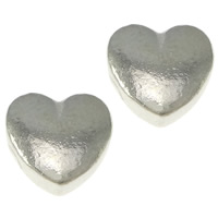 Sterling Silver Flat Beads