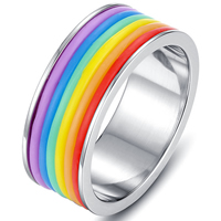 Stainless Steel Finger Ring