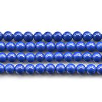 Synthetic Lapis Lazuli Bead