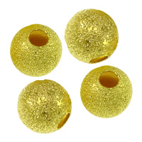 Brass Stardust Beads