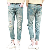 Men Pencil Pants