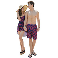 Couple Swimming Wear