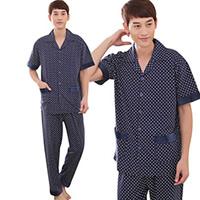 Men Summer Pajama Set