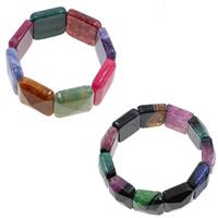 Dragon Veins Agate Bracelets