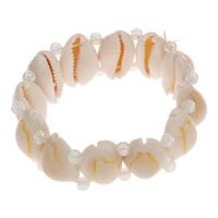 Trumpet Shell Bracelets