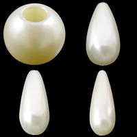 Imitation Pearl Plastic Beads