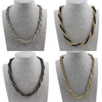 Fashion Iron Necklace