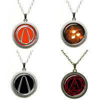 Time Gem Jewelry Necklace