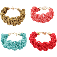 Glass Seed Beads Bracelets