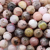 Pink Opal Bead