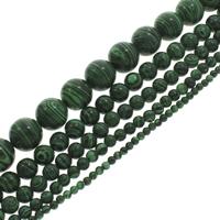 Synthetic Malachite Beads