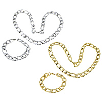 Refine Stainless Steel Jewelry Sets