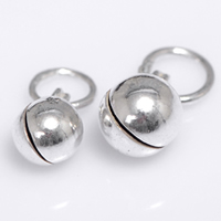 Sterling Silver Bell Pendants