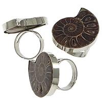 Brass Shell Finger Ring
