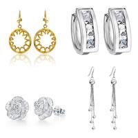 Brass Jewelry Earring