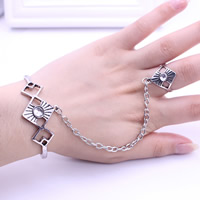 Fashion Ring Bracelet