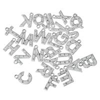 Letter Brass Pendants