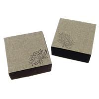 Linen Bracelet Box