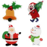 Resin Christmas Pendant