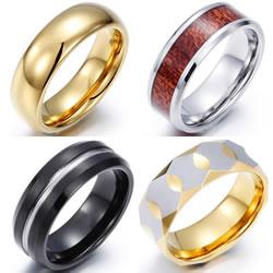 Tungsten Steel Finger Ring