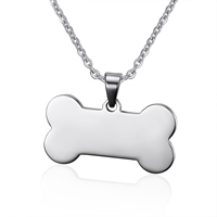 Stainless Steel Jewelry Charm