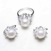 Brass Jewelry Set