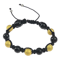 Stainless Steel Woven Ball Bracelets