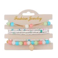 Fashion Create Wax Cord Bracelets