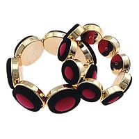 CCB Velveteen Bracelet